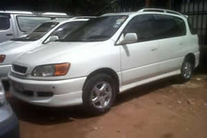 Saloon Car for Hire in Uganda